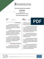 EV. DISTANCIA 1- 2018 Tecnología Aplicada_Existente