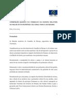 Convencao de Faro_patrimonio Cultural
