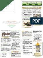 Giant African Snail (GAS) Factsheet