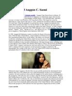 Biography of Anggun C.docx