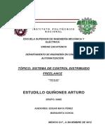 Tesis Freelance Arturo Estudillo Quiñones