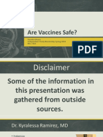 are vaccines safe  1