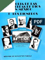 Historia ADMEX 1 Los Pioneros