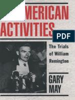 Un-American Activities