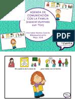 Agenda de Comunicacion Al Casa