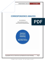 G. David Garson-Correspondence Analysis-Statistical Associates Publishing (2012)