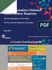 Homeless Outreach Presentation
