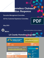 Homeless Outreach Presentation
