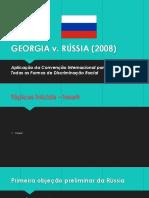 Georgia v Russia - V2