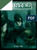 Hunter Deadly Prey Rulebook