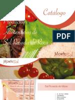 Montesal Linea Alimenticia Sal Rosada