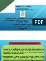Exposicion a 50%25 Broncano Huaraz