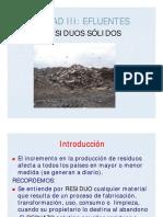Unidad III-residuos Solidos 2016