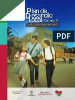 Comuna10 La Candelaria