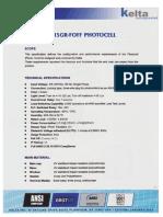 Catalogo Fotocelula