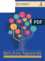 Healthy States Progressive India Report