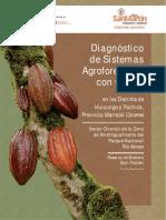 Diagnostico de Sistemas Agroforestales Con Cacao
