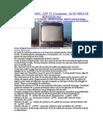 Panasonic Tc1420c