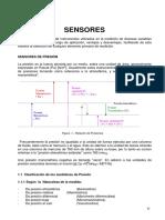 Sensores de Presion Nivel Flujo Temperatura