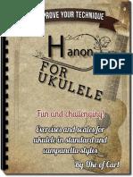 Hanon for Ukulele