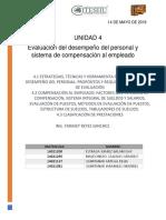 Reporte UNIDAD 4 RELACIONES INDUSTRIALES