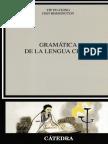 Gramática de La Lengua China. Ed. Cátedra