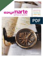 Asomarte - 2014 01 - Rutas de Querétaro