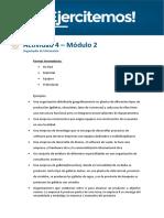 API 2 Sistemas de Informacion Organizacionales
