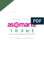 Asomarte - Encarte - Calles, Casas Conspiradoras y Mercados Antiguos