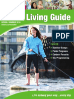 City of Victoria Active Living Guide SpringSummer 2016