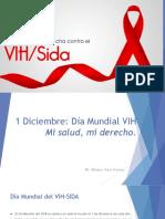 1 Diciembre Día Mundial VIH
