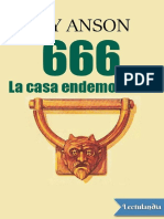 666 La Casa Endemoniada - Jay Anson