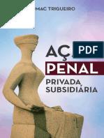 Acao Penal Privada Subsidiaria