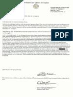 Dimitrios Pagourtzis Jr Affidavit