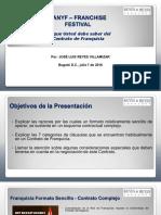 Lo Que Usted Debe Saber Del Contrato de Franquicia JLRV 002 1
