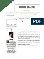 ABOUT HEALTH_ Prontuário Do Paciente Em Saúde Mental.