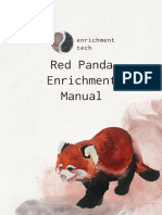 Red Panda Digital Enrichment System Manual
