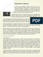 Entendendo a Reforma