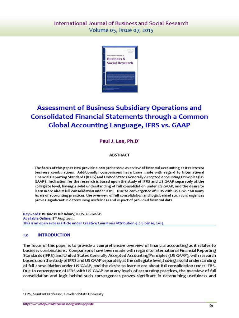 746-2518-2-PB | International Financial Reporting Standards