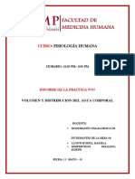Informe de Laboratorio de Fisiología Humana Practica n 7
