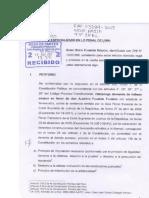 Habeas Corpus Fujimori en Word