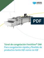 ES Freshline DM Freezer