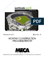 Stadium Construction Progress Report Number 16, 02.24.11.pdf