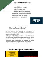 Handout Methodology