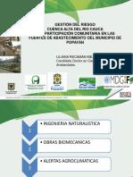 Ing Naturalistica Gestion Del Riesgo