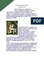 FUNDAMENTOS DE INGLÉS JURÍDICO - LEGAL ENGLISH WORKSHOP HANDOUT