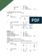 KU - Analisis Titik Impas (BEP-Break Even Point)