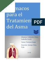 Farmacos Para El Tratamiento Del Asma - Farmacologia