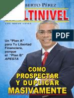 Multinivel; Como Prospectar y D - Roberto Perez