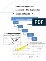 Exploration HL Student Guide v1